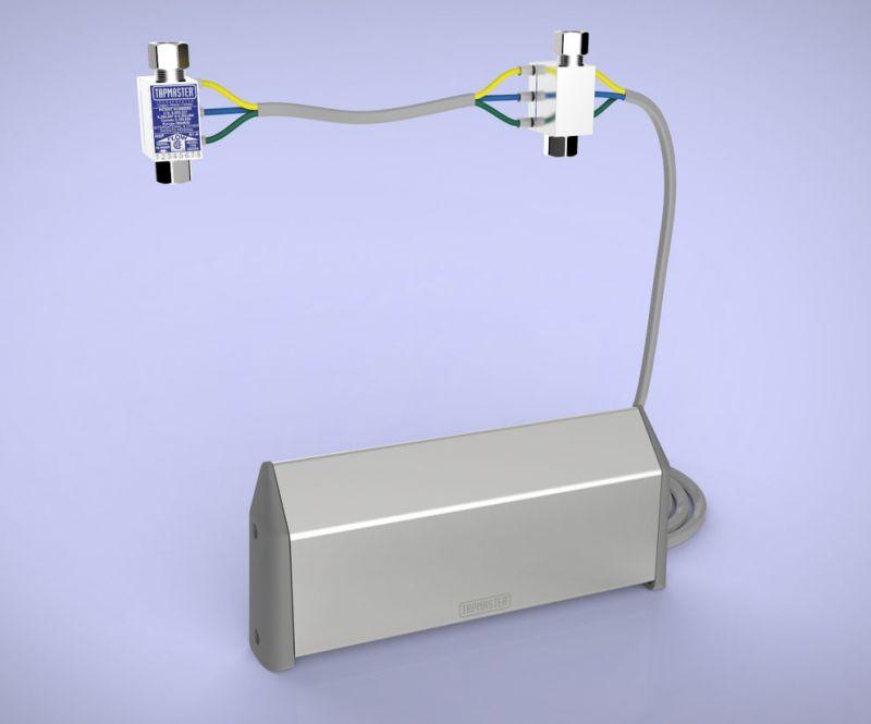 Tapmaster, Standard Kick Plate Activation