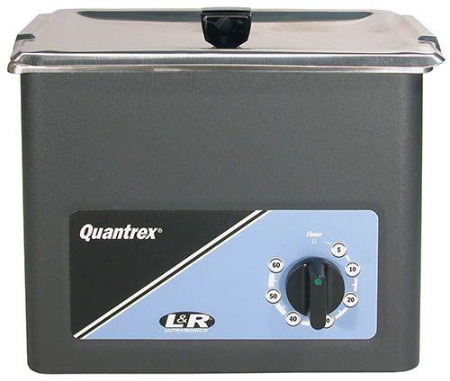 L&R, Ultrasonic, QTX 140 w/timer & drain