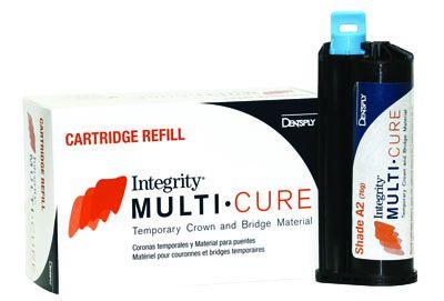 Caulk, Integrity, Multi-Cure, Refill, A2, 1-76g Cartridge, w/15, Mixing Tips