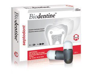 Septodont, Biodentine, Kit, 15 Capsules, 15 Single-Dose, Pipettes