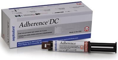 Septodont, Adherence SC, Self-Cure, Resin, Cement, Kit