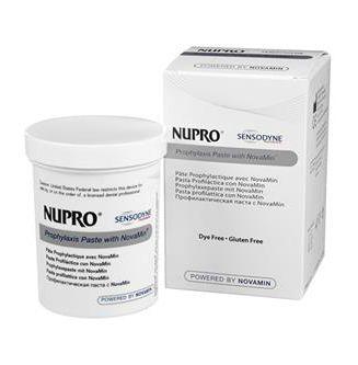 Dpy, PCD, Nupro Sensodyne, Jar, Spearmint, Fine/Medium, 12oz