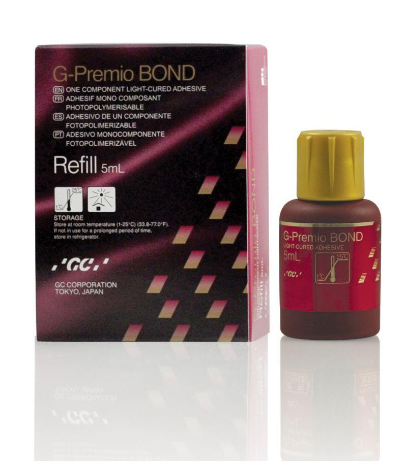 GC, G-Premio Bond, Bottle, Refill, 5ml