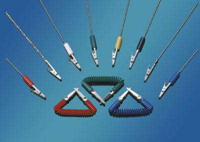 JRRand, Napkin Holder, Metal ball chain, Green