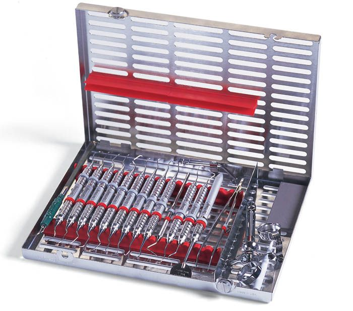 H-F, Cassette, IMS, 16 Instruments, Gray