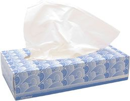 Sun, Tissue, Facial, Alliance, 2-ply, 100 Sheets/box, 36 boxes/case