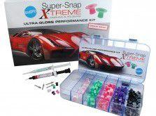 Shofu, Super-Snap, X-treme, Ultra-gloss Performance Kit, Mini disks, 0500XM