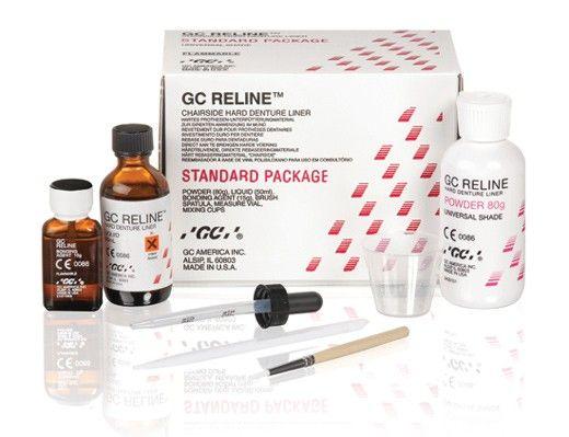 GC, Reline, Standard Powder/Liquid Package