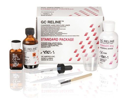 GC, Reline, Powder, 80g