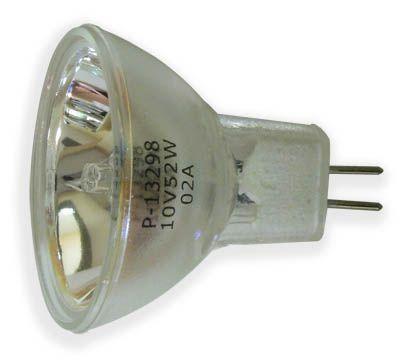 Bulbs, Halogen, 10V/52W, f/Spectrum 200, 3M XL1500, Jetlite 4000 & others