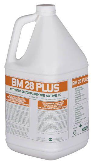 BM Group, BM 28+, 2% Glutaraldhyde, 4L