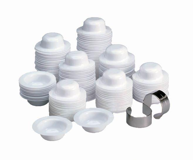 Rinn, Dappen Dish, Dapaway, Disposable 1000/pkg