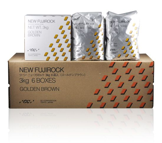 GC, Fuji Rock, New, Golden Brown, 3kg