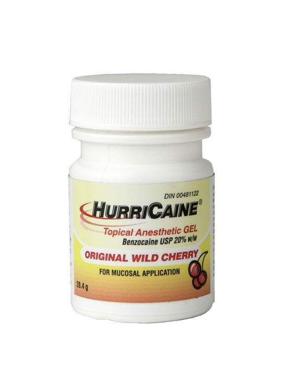 Beutlich, Hurricaine gel, Wild cherry, 1oz. Bottle