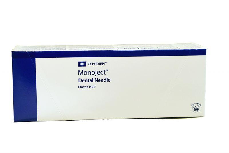 Tyco, Monoject, Needle, Plastic hub (400), 27G Long