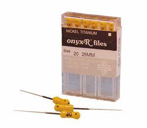 Miltex, Onyx R NiTi File, 21mm, #20