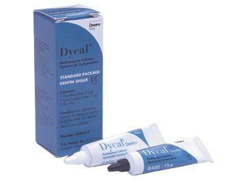 Caulk, Dycal standard pkg., Dentin