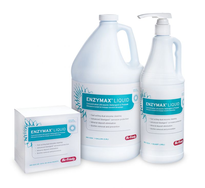 H-F, Enzymax, 1 Gallon Bottle, Concentrate makes 128 gallons, IMS-1226