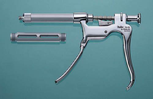 Miltex, Syringe, N-Tralig, 76-55