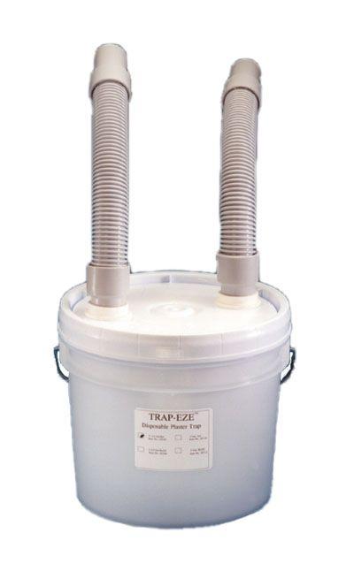 Buffalo, Plaster trap, 3.5 Gallon kit