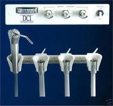 Dci, Control, Panel mount, 3 h/p Auto, 4415