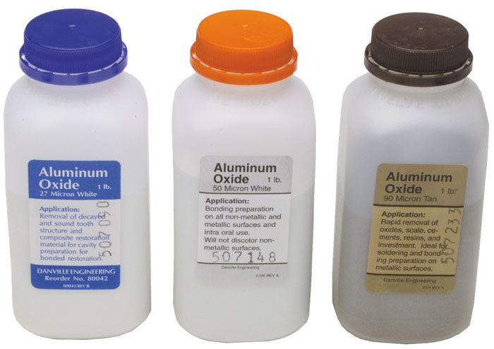 Danville, Aluminum oxide, 50M, 1lbs