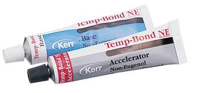 Kerr, TempBond, N.E., Tubes