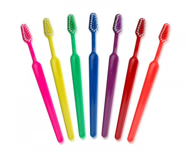 Tess, Toothbrush, Junior, X-Soft, Standard colours, 2800, 72/box