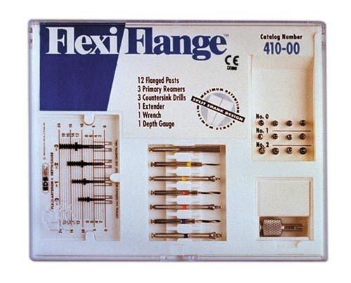 EDS, Flexi-Flange, SS, Refill #0, Yellow