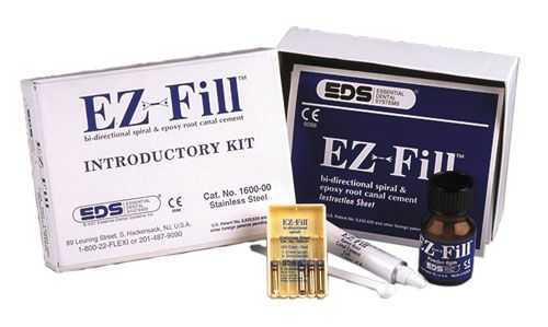 EDS, EZ Fill Intro Kit, 3 - 25mm, Stainless steel, Bi-directional