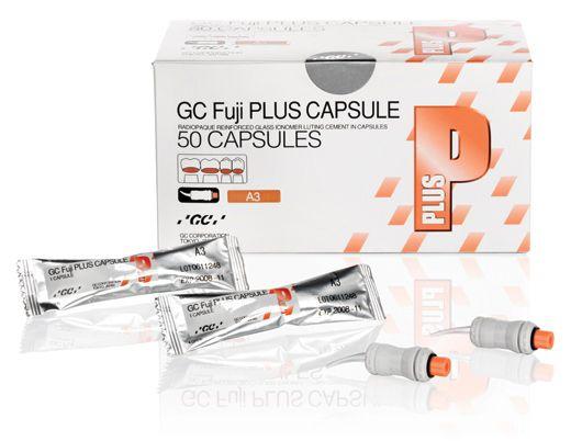 GC, Fuji Plus, Caps, No Etch Starter Package, 48/pkg