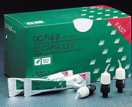 GC, Fuji IX, GP Caps, Fast, Refill, A3, 48/pk