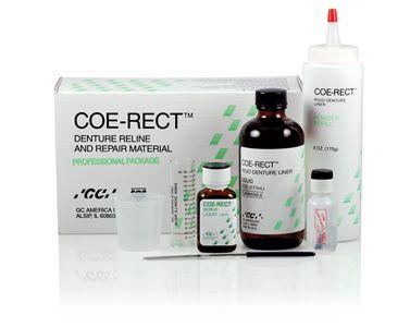 GC, Coe-Rect, Professional pkg.