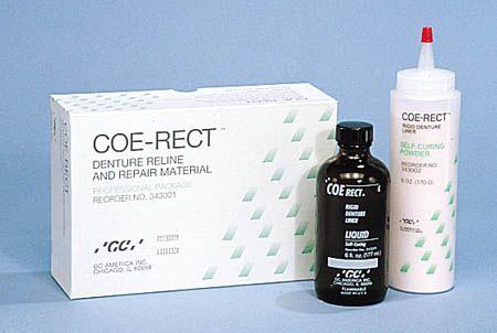 GC, Coe-Rect, Refill, Powder, 6g