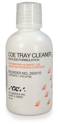 GC, Coe Tray Cleaner