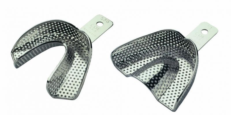 GC, Tray, Perforated, Stainless Steel, Extra Large, Upper, #SX1