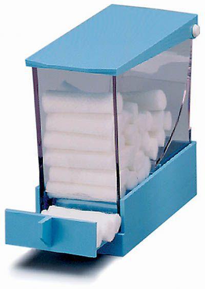 Zirc, Dispenser, Cotton roll, Beige