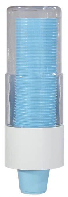 Crosstex, Cup dispenser, f/Paper or Plastic, 5oz