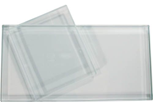 Diadent, Glass Slab, 112 x 6 x 76 mm