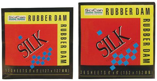 Scican, Rubber dam, Silk, 6