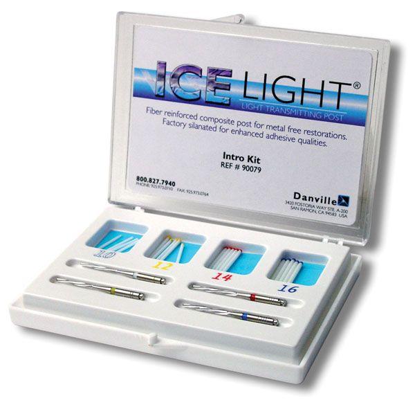 Danville, Ice Light, Post Introductory kit, 20/pkg