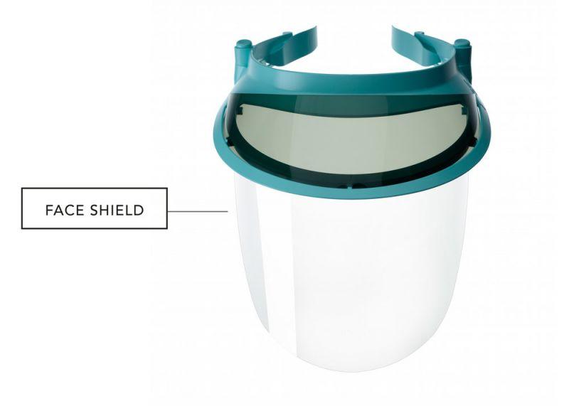 op-d-op, Face Shields, Replacement, Extra Long 9