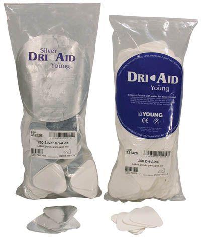 Microbrush, Dri-Aids, Plain, Thin, Large, 250/pkg