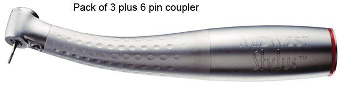 Midwest, H/P, Stylus-STD, F/O, KaVo Multiflex compatible