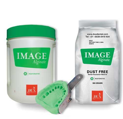 Pentron, Image, Alginate, Fast Set, Dust-Free, Pouch, 1lb