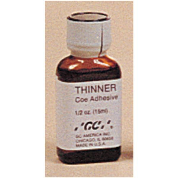 GC, Tray Adhesive, Thinner
