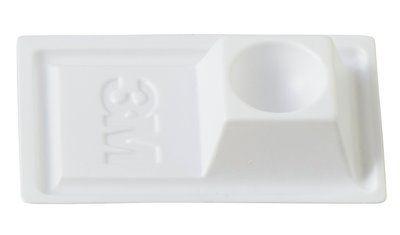 3M, Mixing Wells, White, 96/pk