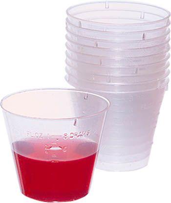 Crosstex, Cup, Medicine, 1000/box