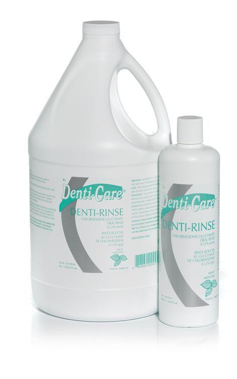 Medicom, Denti-Care, Chlorhexidine Gluconate, 0.12%, 4L jug [DRUG-NO RETURNS]