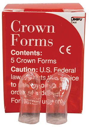 Caulk, Crown Forms D3, 5/Box